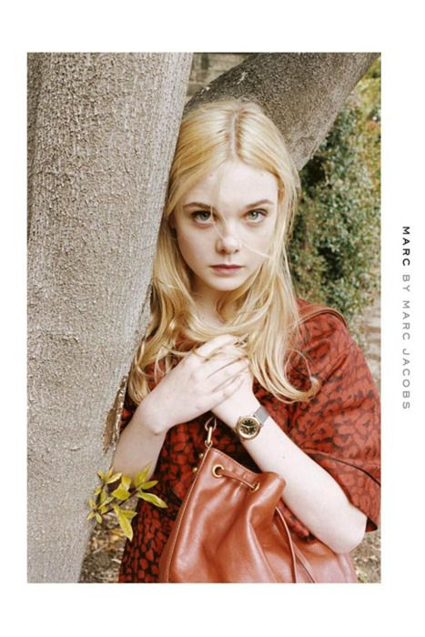 Lovely Elle for Marc Jacobs.
