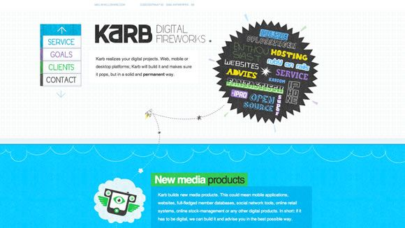 25 Examples Of Big Typography In Web Design