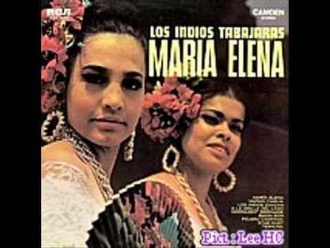 Los Indios Tabajaras Maria Elena 1963 Musica Variada