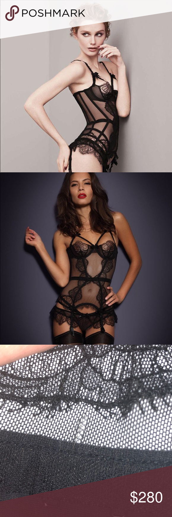 Agent Provocateur Alina Basque ff3849bed