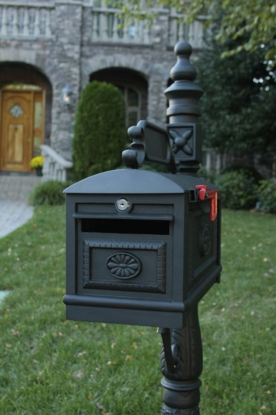 Better Box Mailboxes Company manufactures different types of