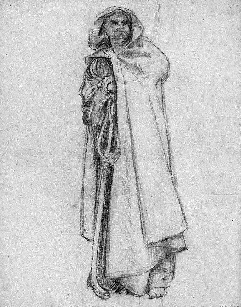 John Singer Sargent b. 1856-1925