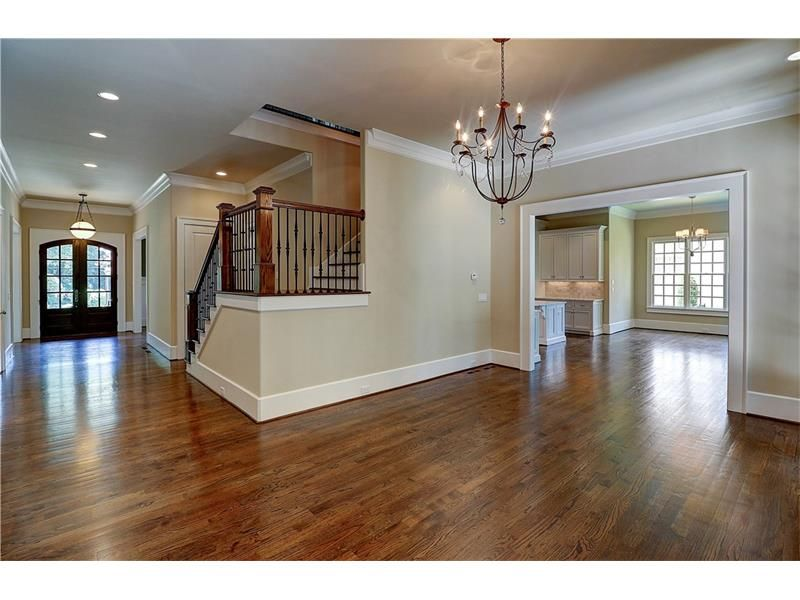 The Incredible Hardwood Floor In House For Marietta Ga Ect Realty