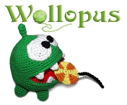 Knubbelmonster – Wollopus