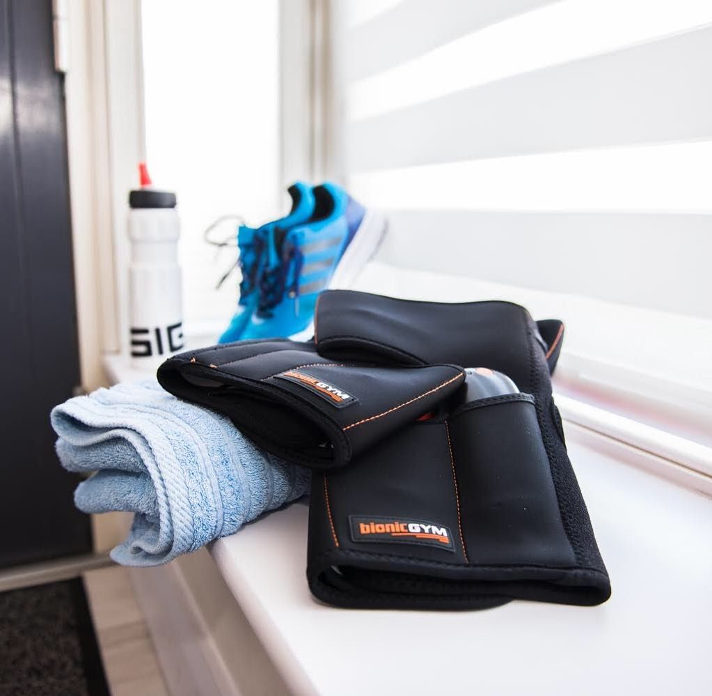 Bionicgym intense workout wearable device workout