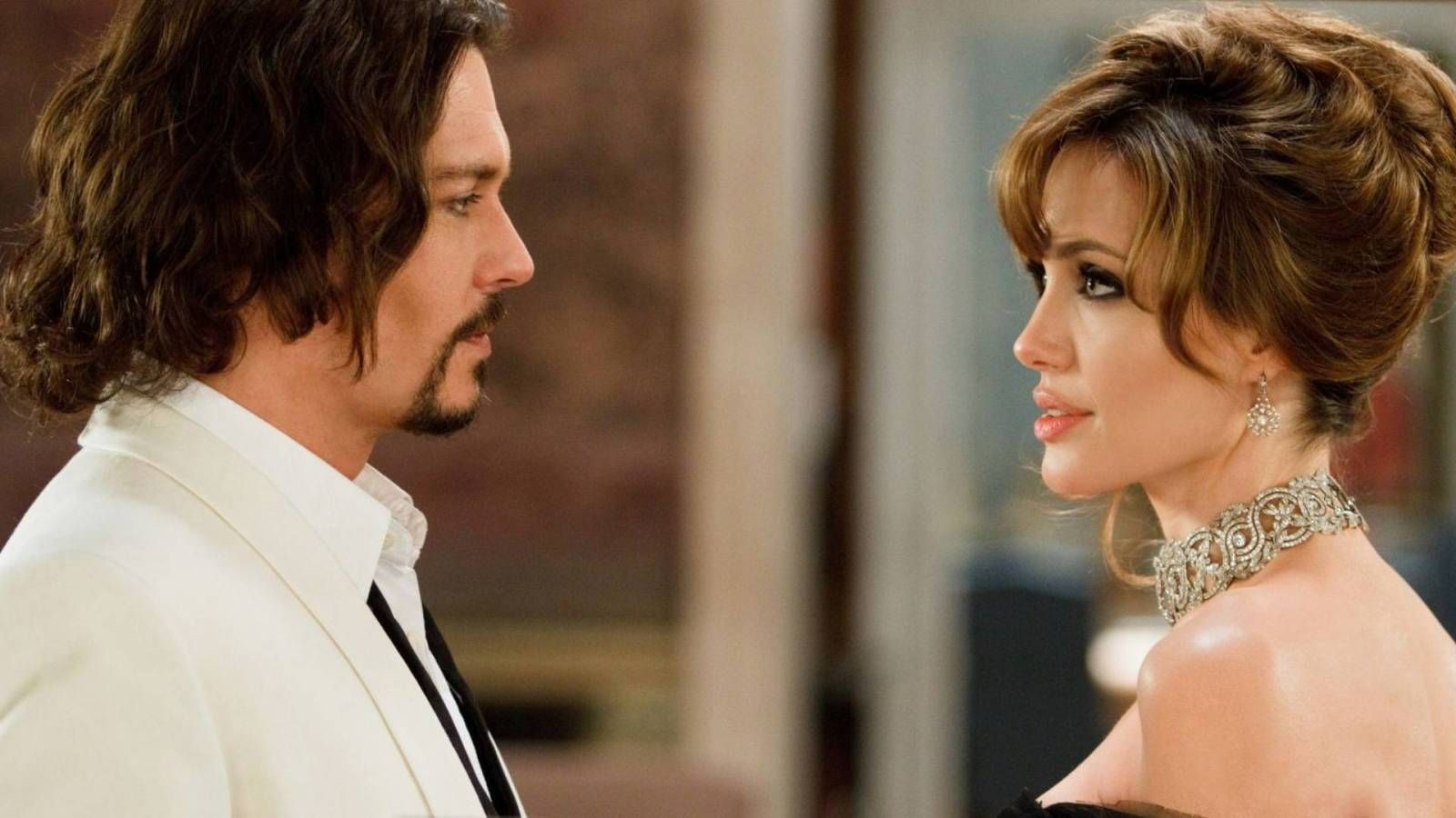 Top 10 Angelina Jolie Movies Of All Time Thought For Your Penny O Turista Turista Johnny Depp