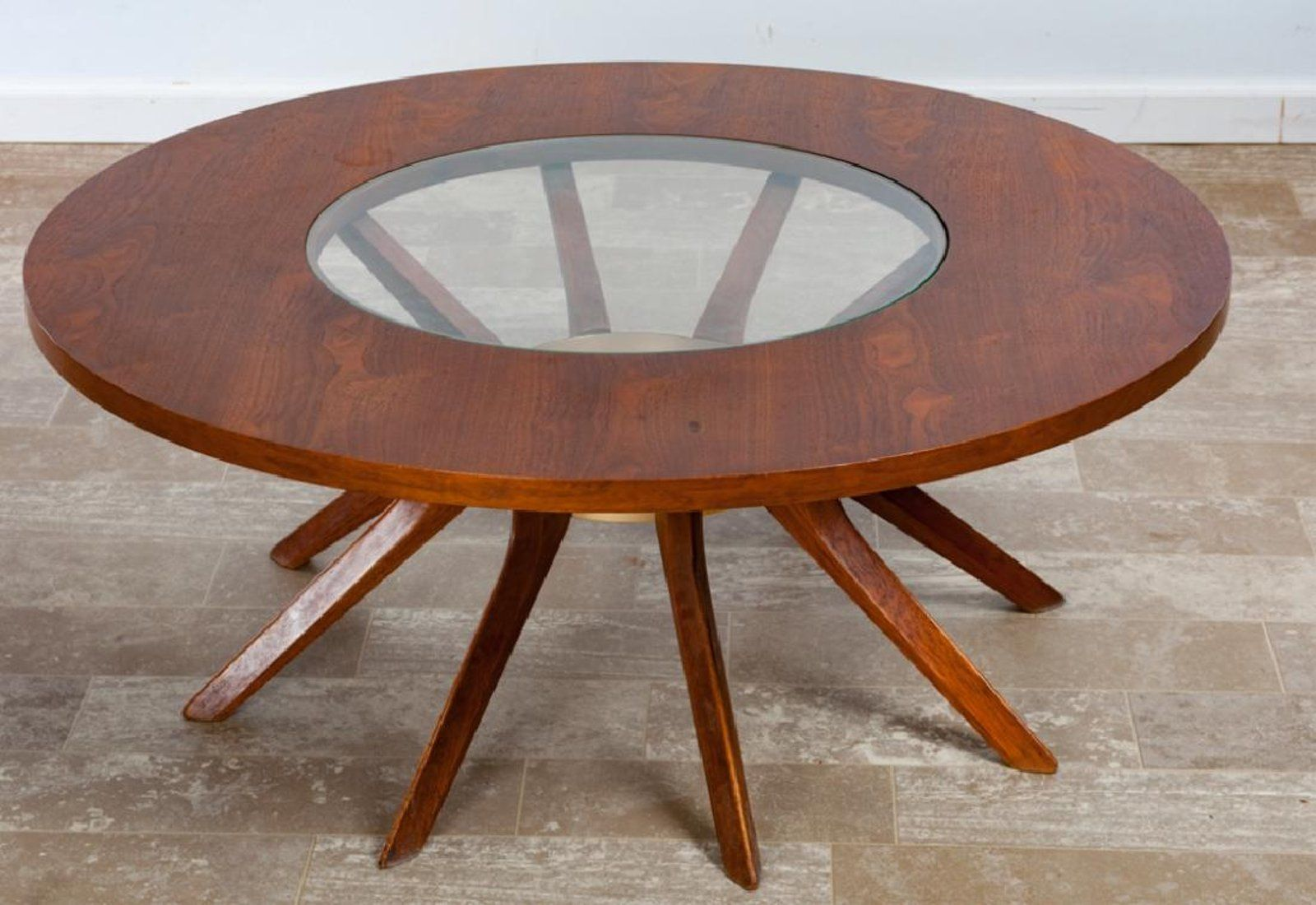 Broyhill Brasilia Cathedral Coffee Table Table Coffee Table