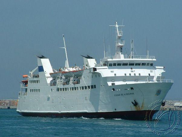 Ciudad de Algeciras (II) - Trasmeships