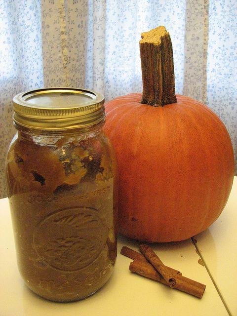 Pumpkin Butter! Tasty kid friendly recipe!