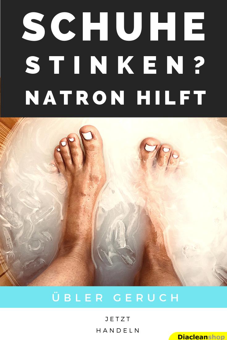 Die Schuhe stinken mal wieder bestialisch? Einfachen Tricks