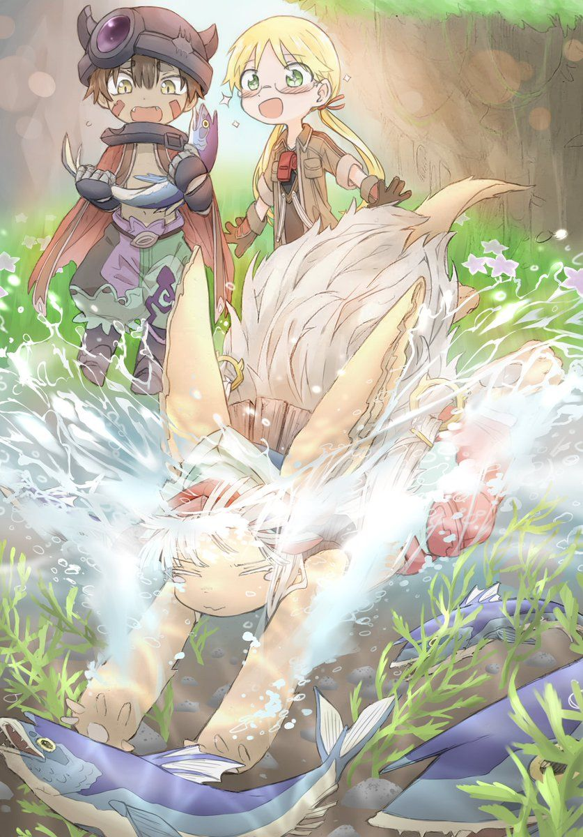 127 Best Made In Abyss Images Anime Manga Anime Art