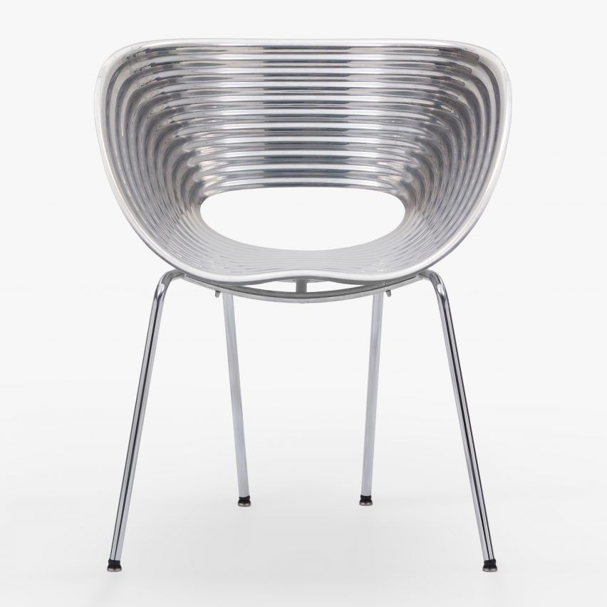 Success Of Bestselling Tom Vac Chair Was Down To Luck Says Ron Arad