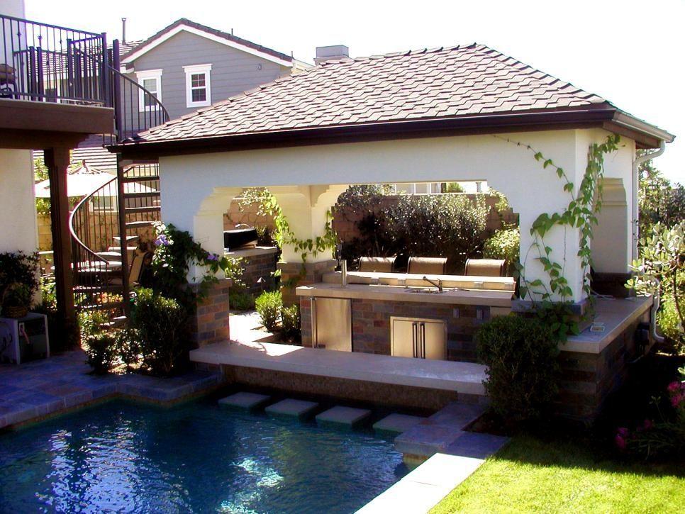 Amazing 58 Amazing Backyard Swimming Pool Ideas With Glamorous Decking