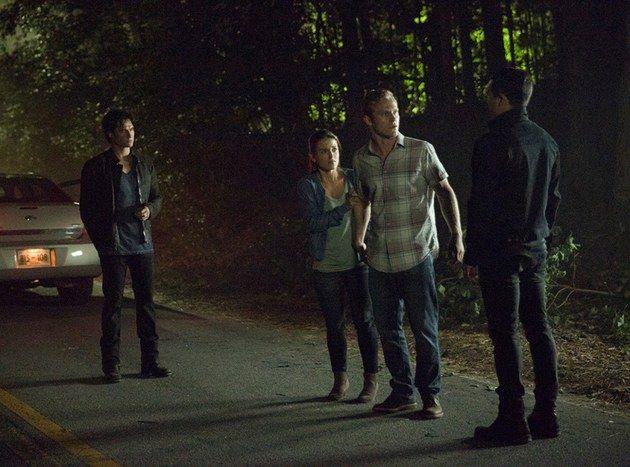 Vampire Diaries Fotos Promocionais Do Primeiro Episodio Da 8ª