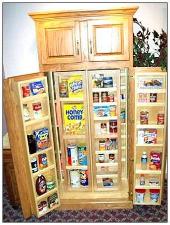 Time To Straighten The Pantry Pantry Cabinet Diy Cupboards Home