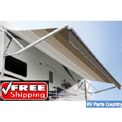 Dometic A E 18ft 9100 Power Awning Awning Fabric Awning Rv Parts And Accessories
