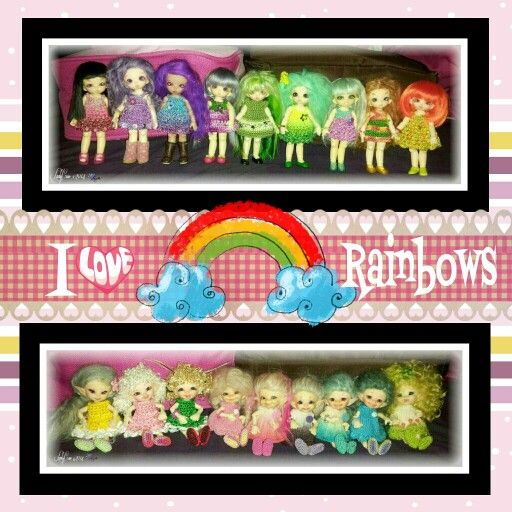 Pukipuki rainbow