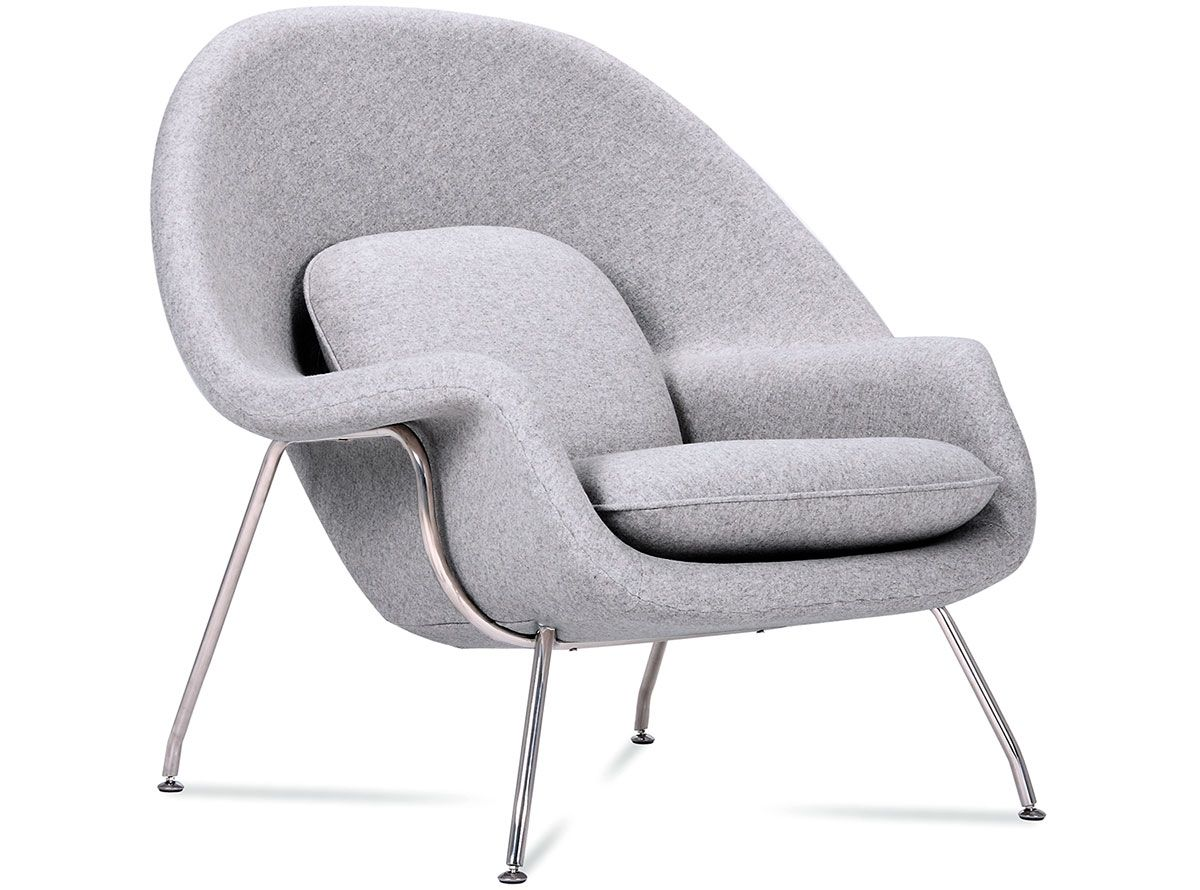 To Our Knowledge This Is The Finest Reproduction Of The Womb Chair