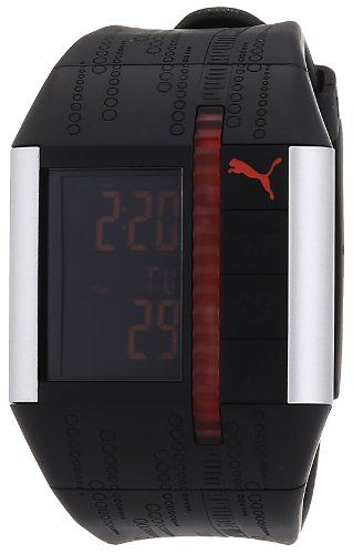puma cardiac heart rate monitor watch