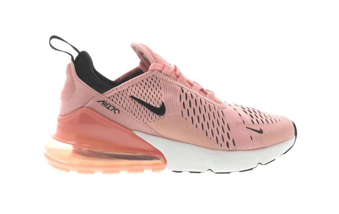 Air Max 270 Coral Stardust W In 2019 Outfit Ideas Pinterest