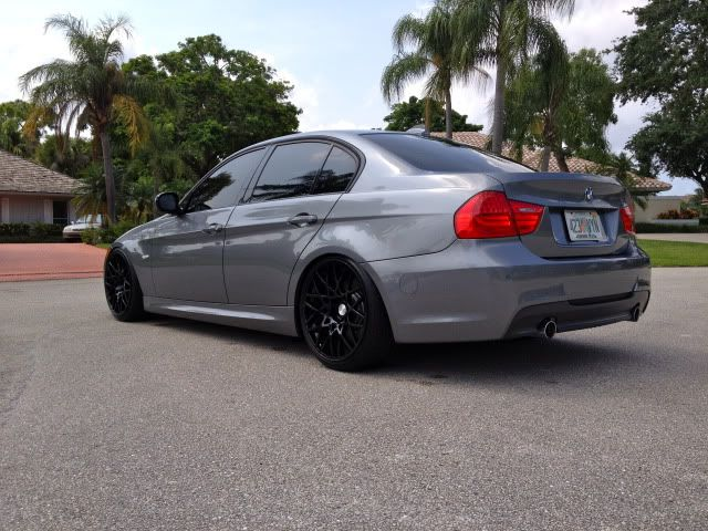 E90 2011 Bmw 335d M Sport Lemans Blue Photo Tour Bmw Motors