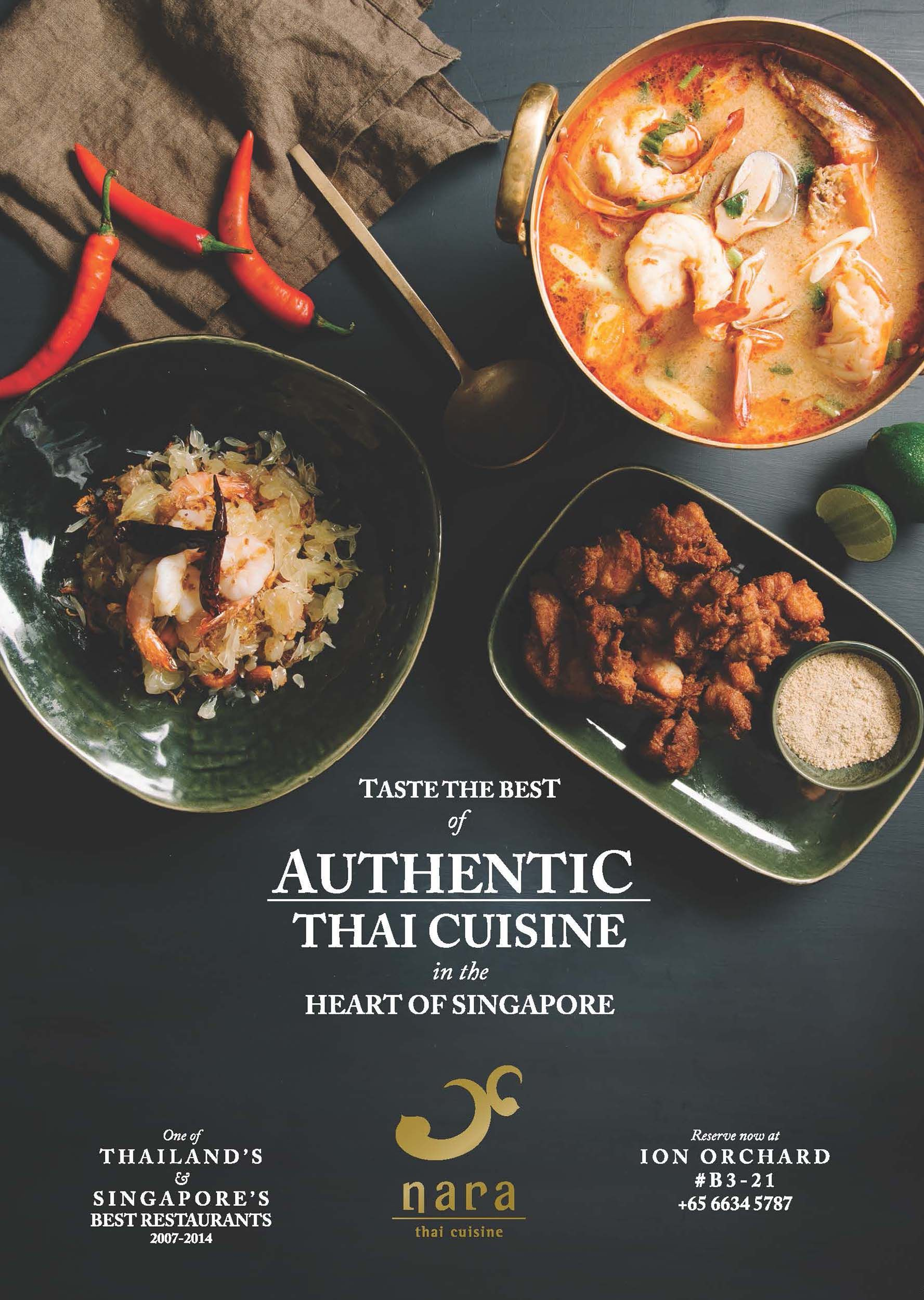 Where Mag Ad Apr15_FA.jpg   อาหาร, อาหารและเครื่องดื่ม ...