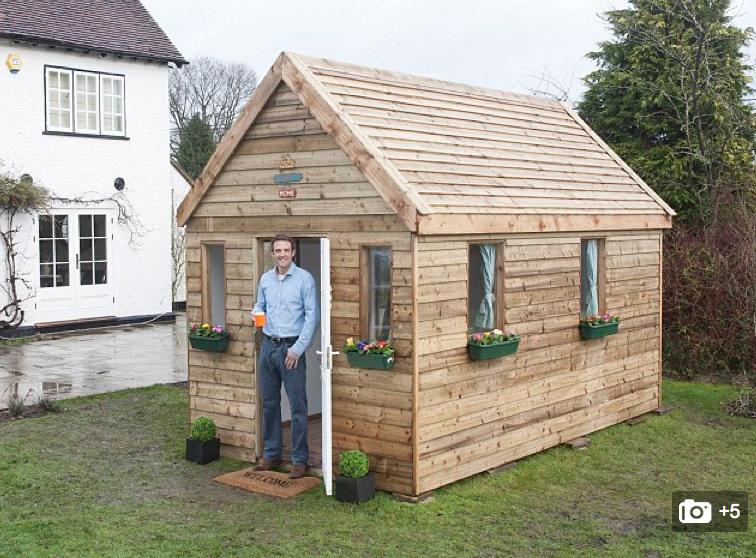 House · Tiny House Kit ...