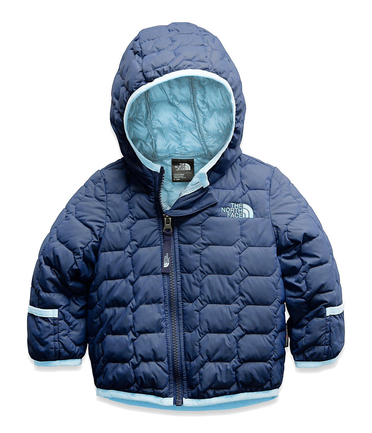 Infant Thermoball Hoodie The North Face Boy Outerwear The North Face Infant [ 1396 x 1200 Pixel ]