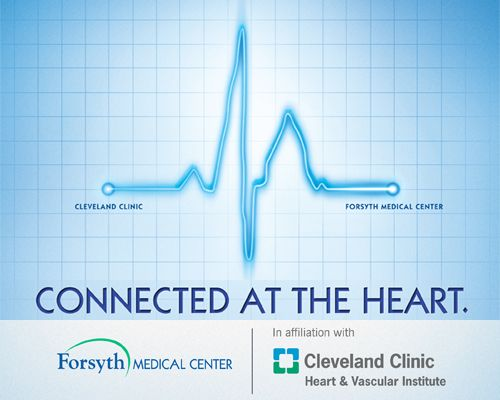 Novant Health Forsyth Medical Center & Cleveland Clinic