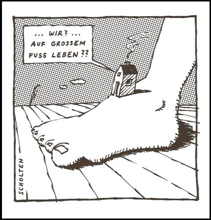 Deutsch lernen mit Cartoons / 7-A: Redewendungen und Ausdrücke mit ...