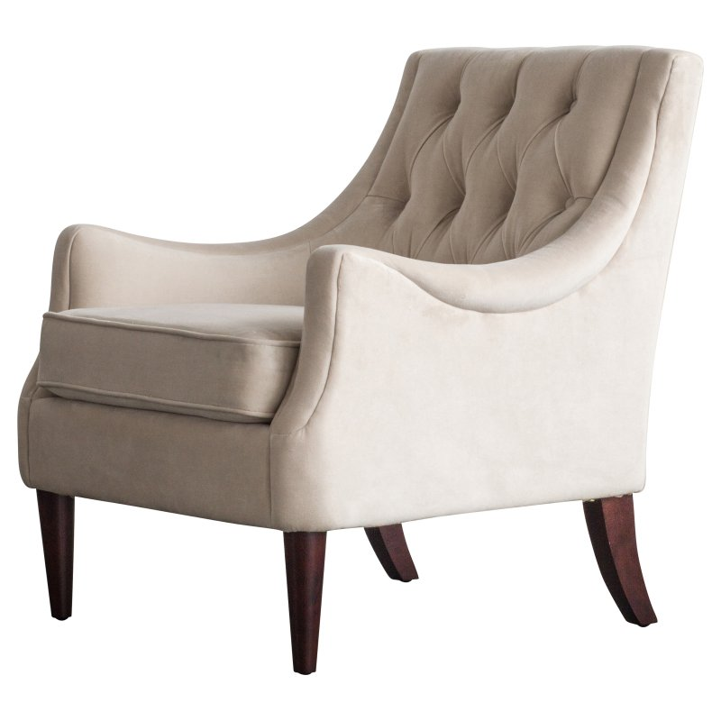 Wondrous New Pacific Direct Inc Marlene Tufted Accent Arm Chair Caraccident5 Cool Chair Designs And Ideas Caraccident5Info