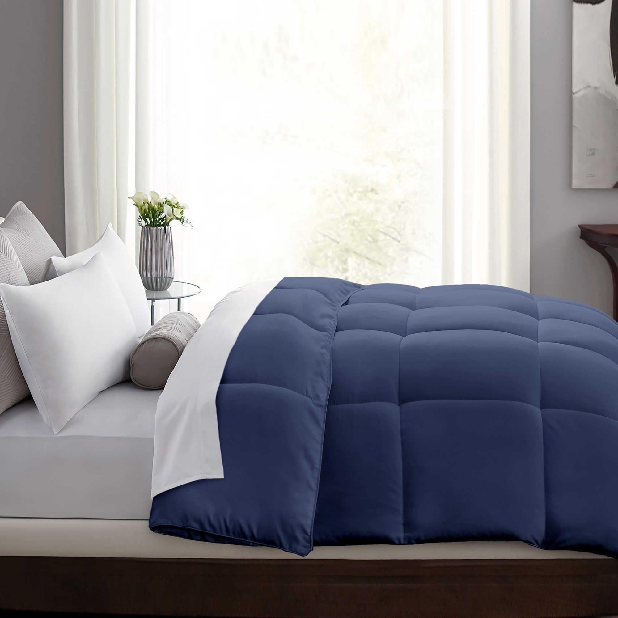 Microfiber Down Alternative Comforter Comforters