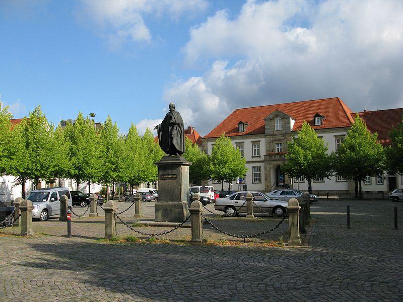 Osnabrück. Domhof