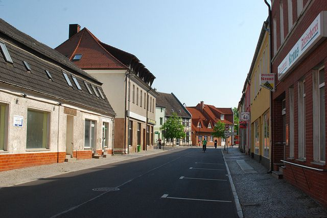 Genthin Deutschland