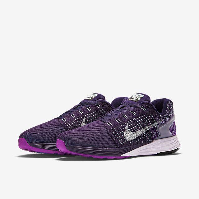 buy popular 08f4f 5a57c Nike LunarGlide 7 Flash Womens Running Shoe. Nike.com
