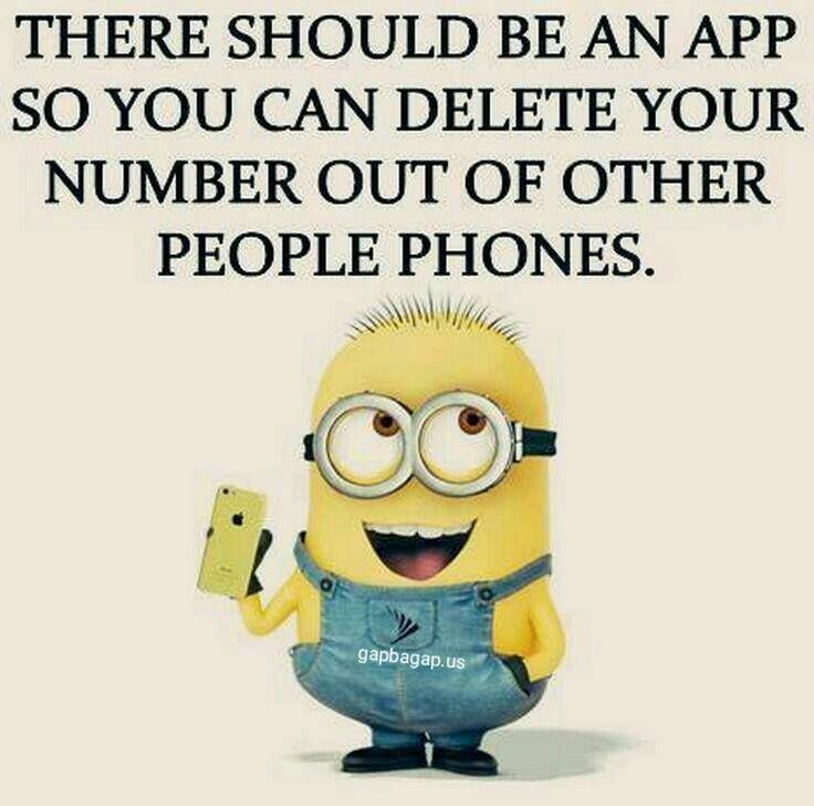 Well Said Quotes About Apps By The Minions Funny minion