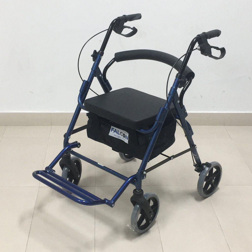 Duet Rollator / Transport Chair | Wheelchairs | Transport chair