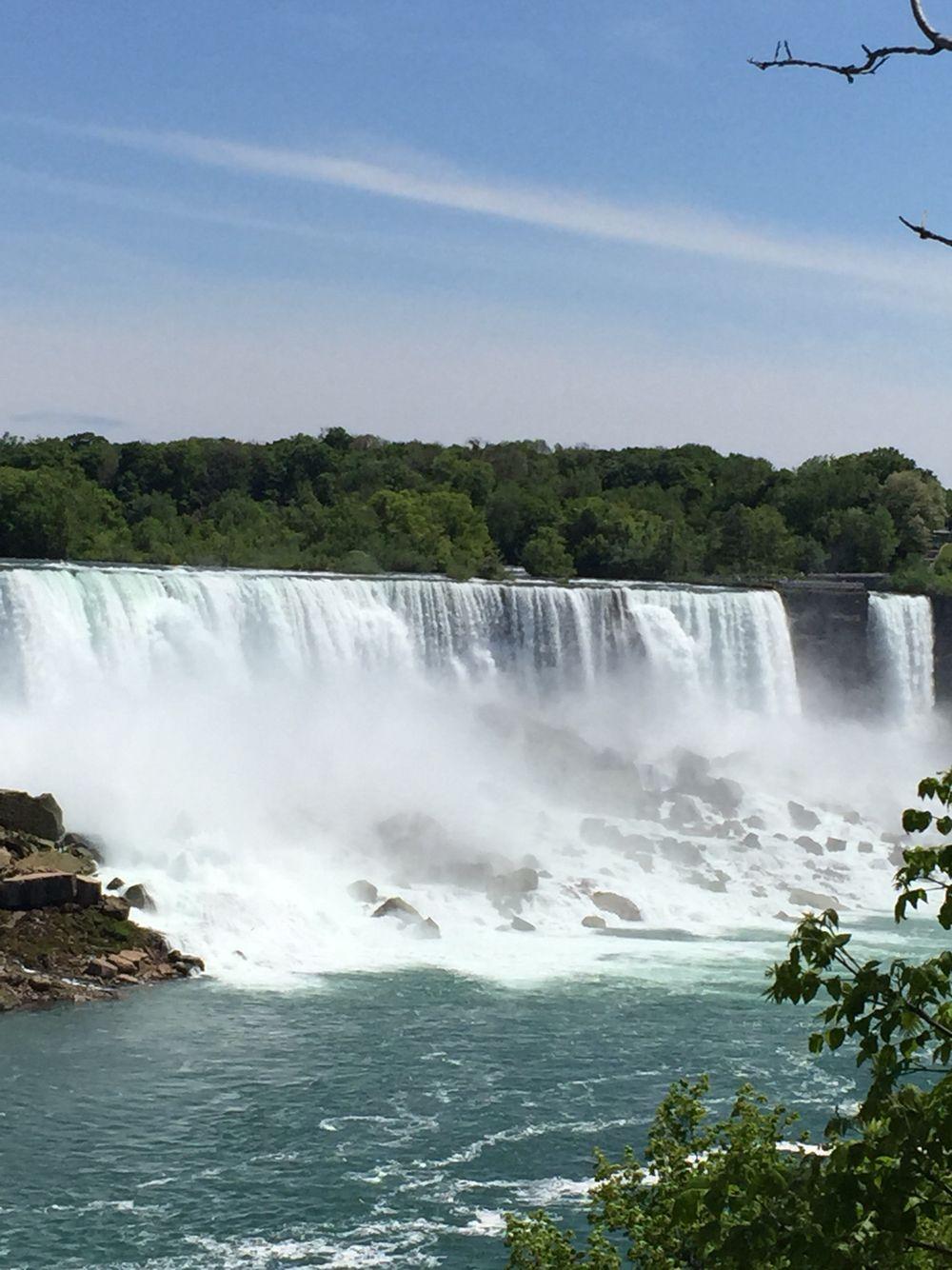 Kanada Niagarafalle Rivers Kanad