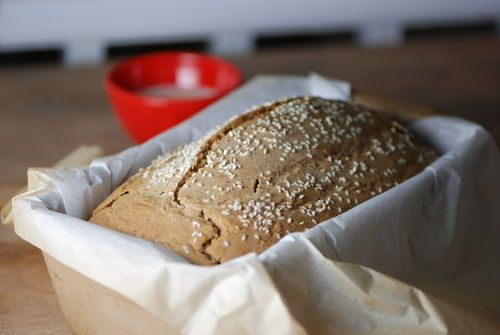 gluten, and yeast-free!!! Look no further for a great bread