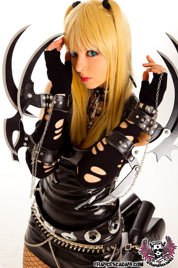 Character: Misa Amane / From: 'Death Note' Manga & Anime
