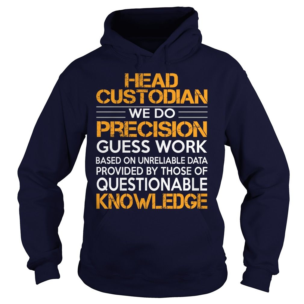 Awesome Tee For Head Custodian T-Shirts, Hoodies. SHOPPING NOW ==►…