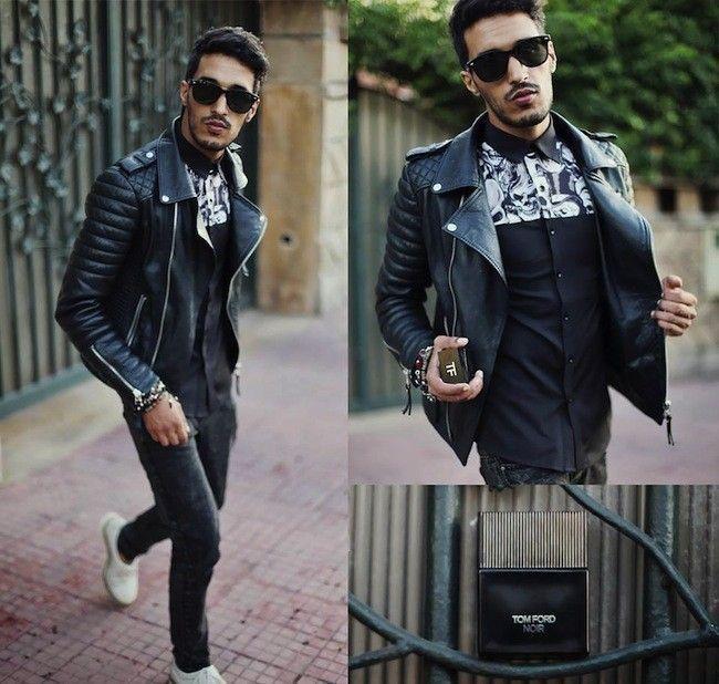 47f1e72bbbad3 Resultado de imagen de estilo rockero hombre