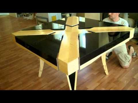 Expanding Square Table With Glass Top Real Size Part 8 Square Tables Expandable Table Circular Dining Table