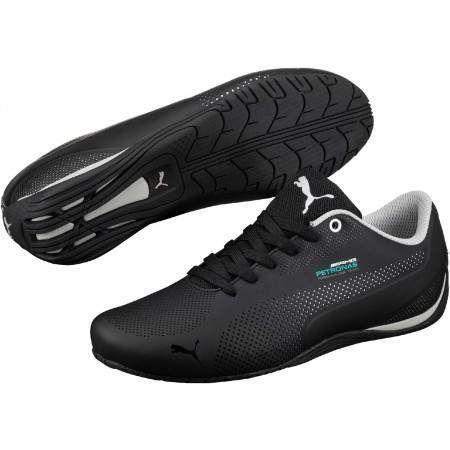 Puma MAMGP Drift Cat 5 Mercedes - 24 990 Ft. Fekete férfi cipő. Rendkívül 19c8e3b8c4