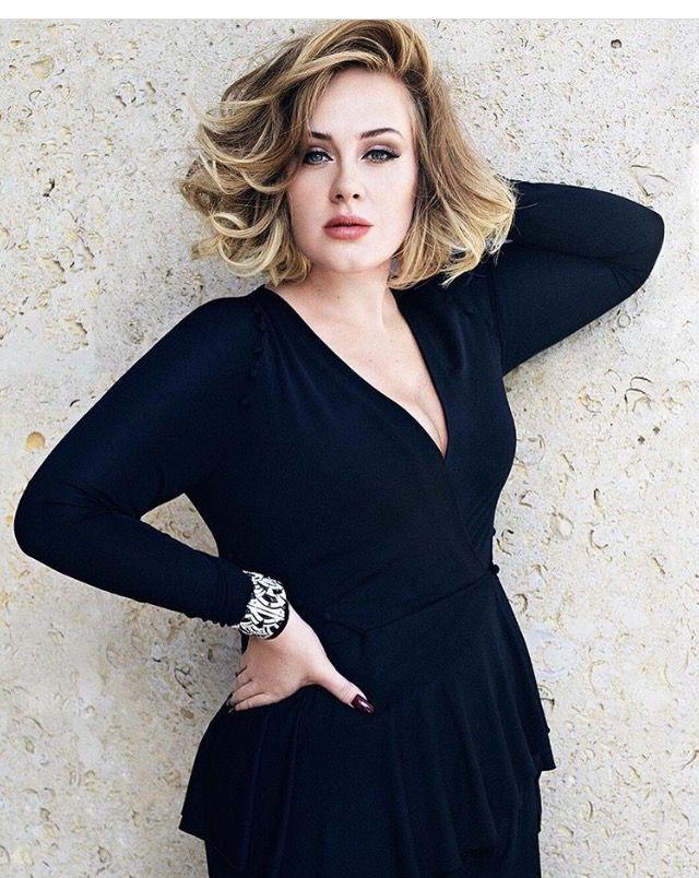 a24c587c68b Adele for Vanity Fair