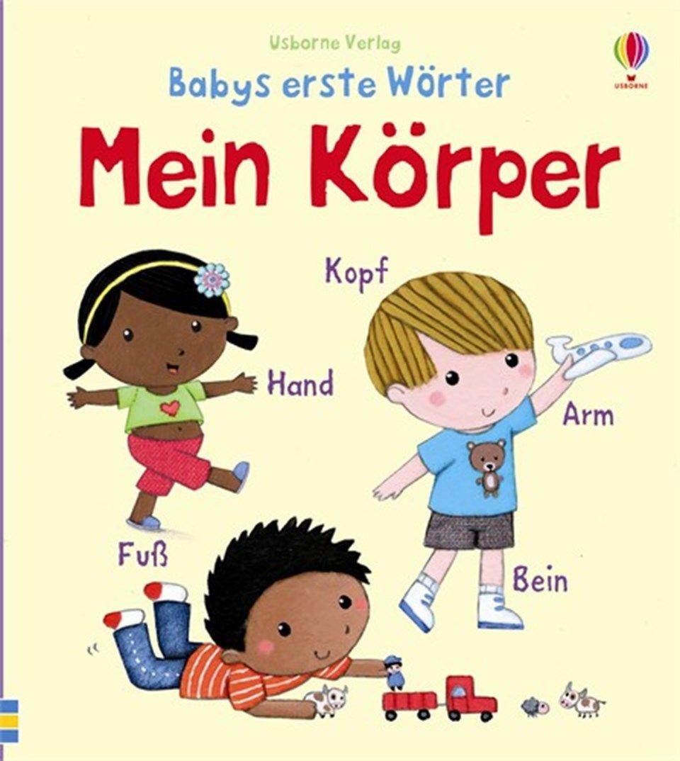 babys erste w246rter mein k246rper kinderb252cher deutsch