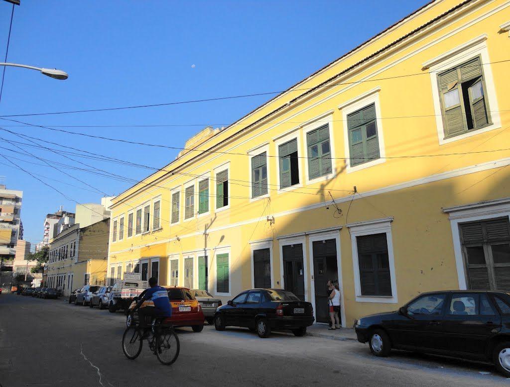 Former textiles factory worker's village - Antiga vila operária da fábrica de tecidos