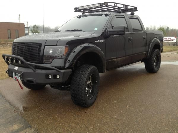 Installed 6 Rough Country Suspension Lift Kit On A 06 Ford F150 Html Autos Weblog