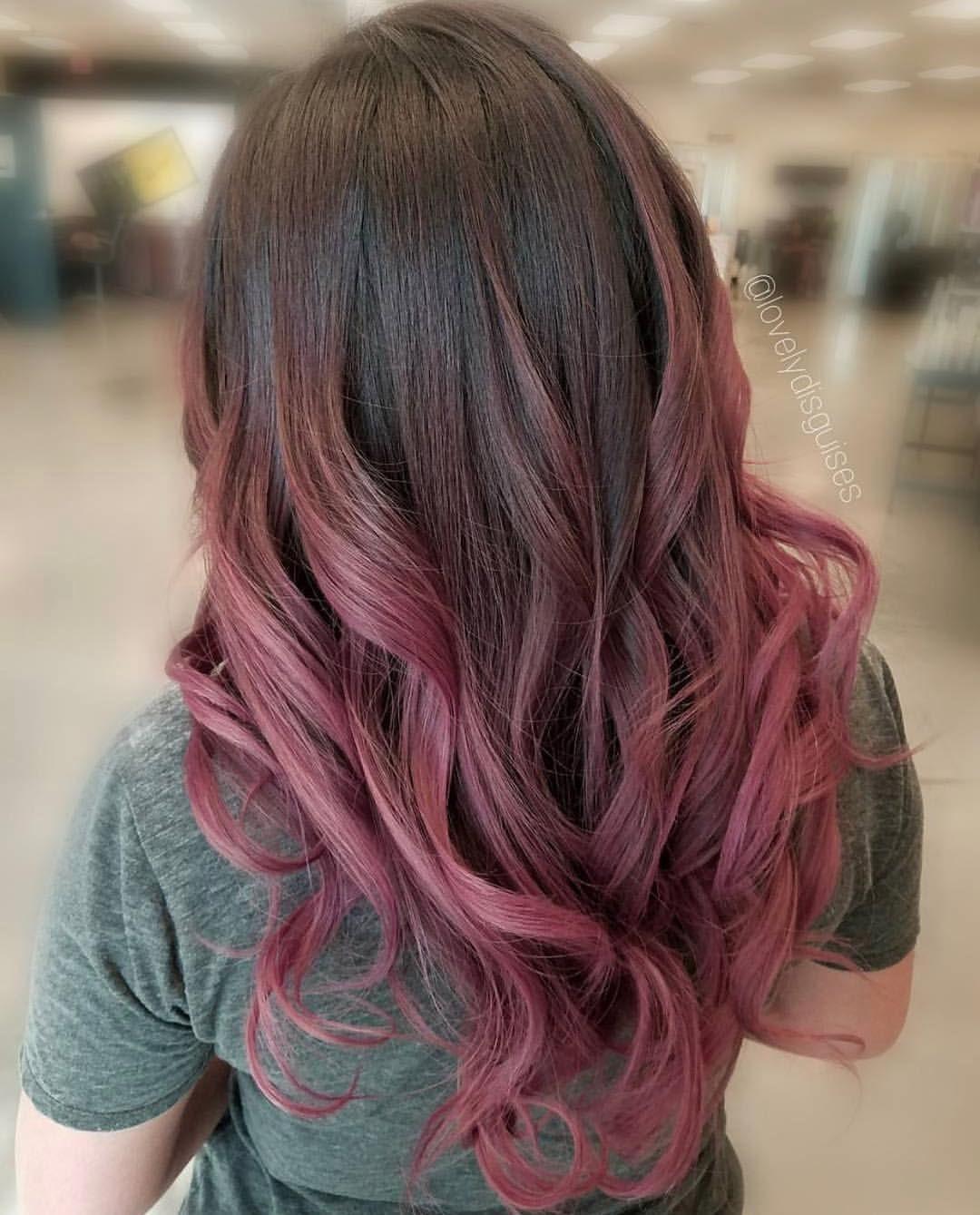 Dusty Rose Gold Hair Color Formula Formulation Formulas Blush Pink ...