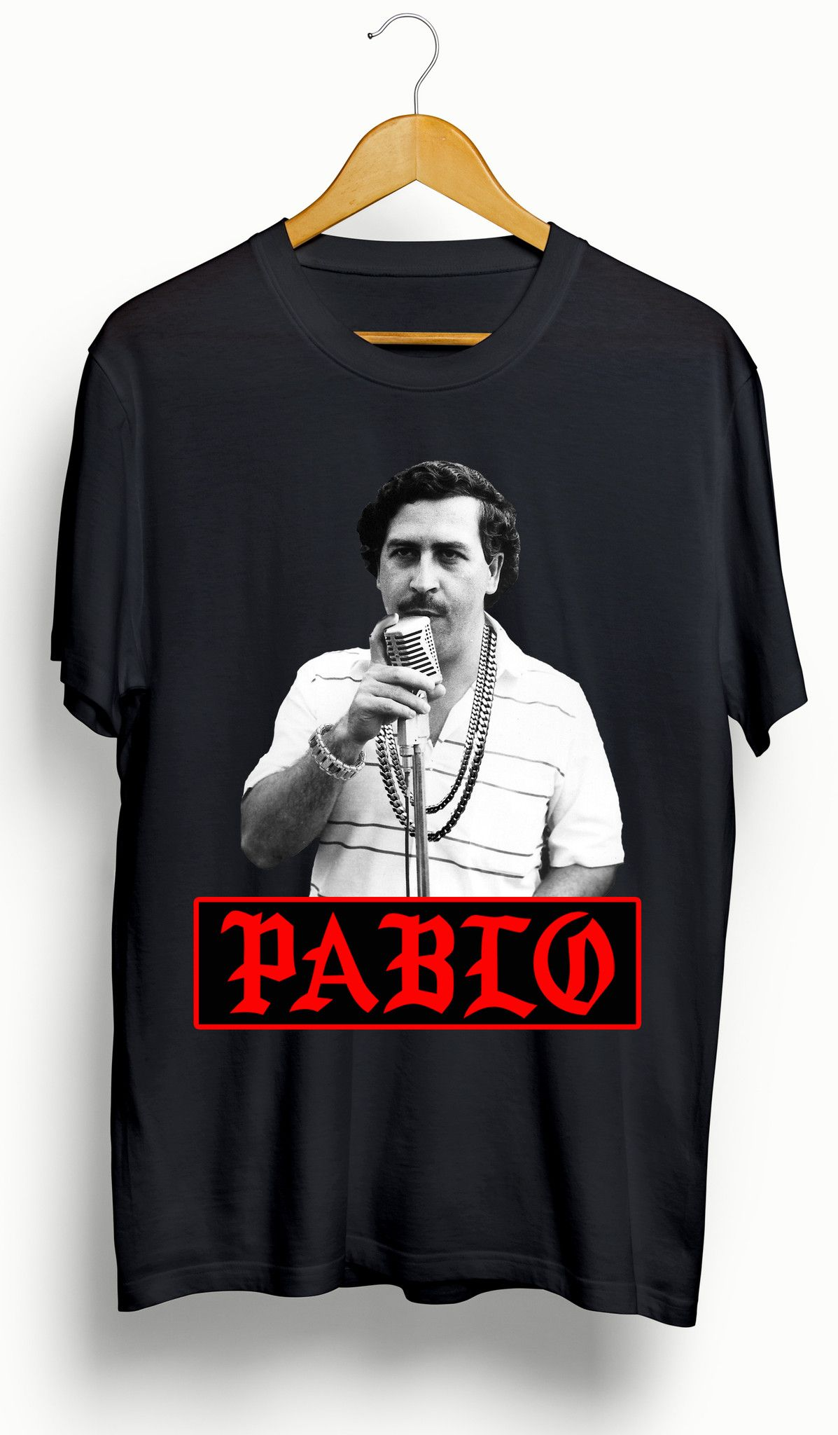 cb8d4649 Pablo Escobar/Life of Pablo/Yeezy/I Feel Like Pablo T-Shirt | I feel ...